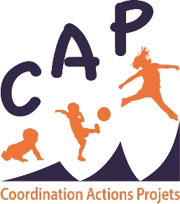 Logo de l'association CAP